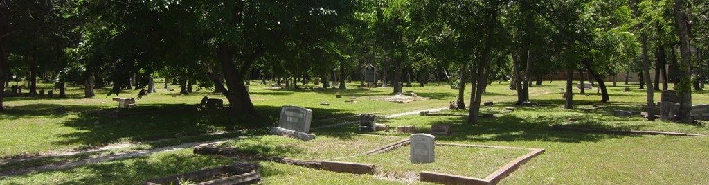 Dedicated to restoring, preserving and maintaining the historic College Memorial Park Cemetery in Houston, Texas